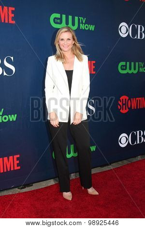 LOS ANGELES - AUG 10:  Bonnie Sommerville at the CBS TCA Summer 2015 Party at the Pacific Design Center on August 10, 2015 in West Hollywood, CA