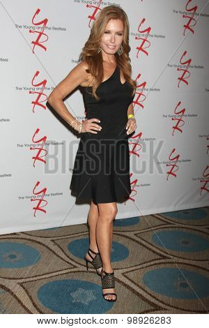 LOS ANGELES - AUG 15:  Tracey E. Bregman at the