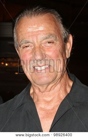 LOS ANGELES - AUG 15:  Eric Braeden at the
