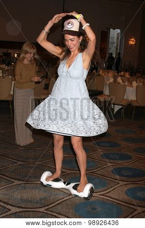 LOS ANGELES - AUG 15:  Amelia Heinle at the