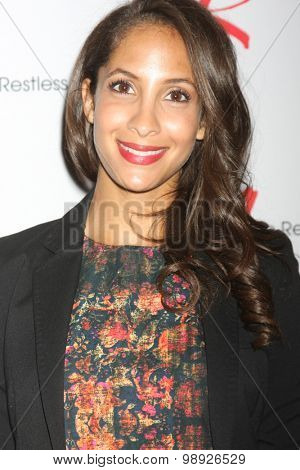 LOS ANGELES - AUG 15:  Christel Khalil at the