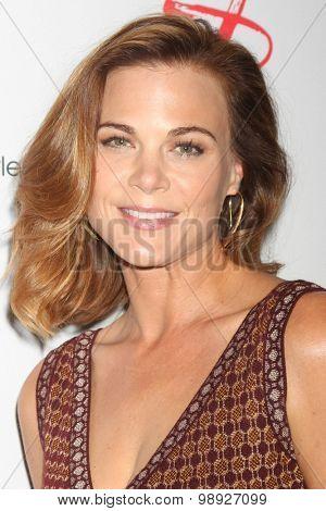 LOS ANGELES - AUG 15:  Gina Tognoni at the