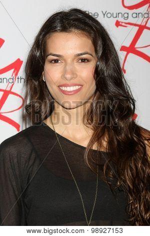 LOS ANGELES - AUG 15:  Sofia Pernas at the