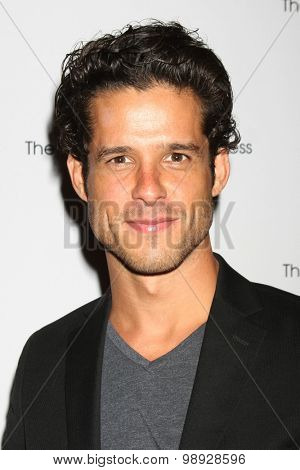 LOS ANGELES - AUG 15:  Miles Gaston Villanueva at the
