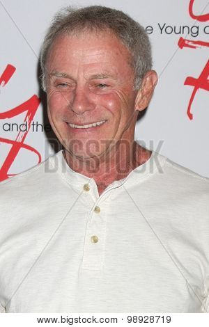 LOS ANGELES - AUG 15:  Tristan Rogers at the
