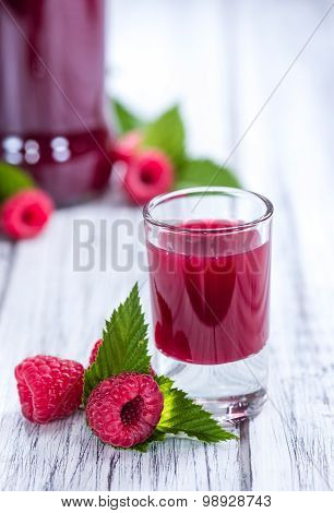 Raspberry Liqueur