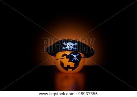Eerie Pirate O'lantern