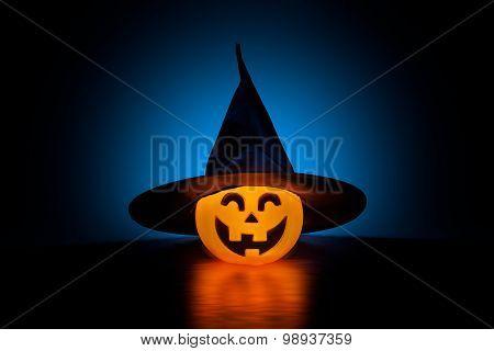 Eerie Witch O'lantern