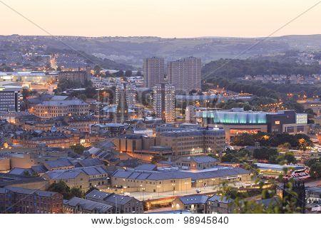 Halifax At Dusk