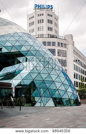 Eindhoven City Center. Netherlands
