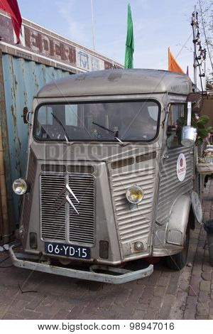 Citroen Hy Food Truck