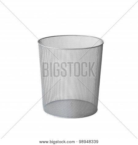Metalic Garbage Bin