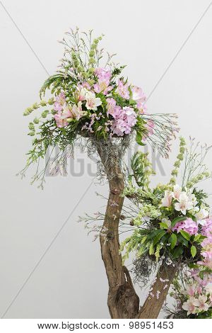 Alstroemeria Flower Arrangement