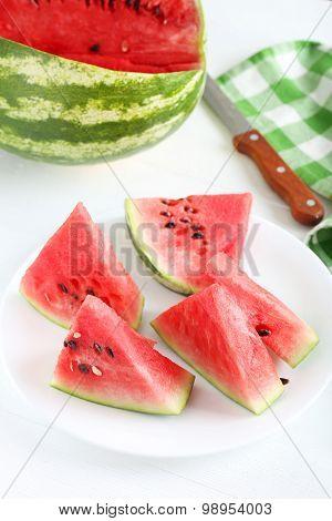 Tasty Watermelon