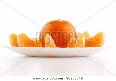 Mardarin On A Plate