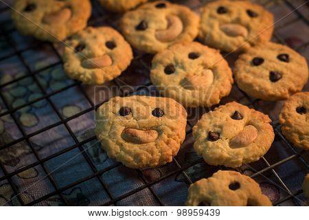 Homemade Butter Cookies