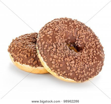 Donuts Isolated