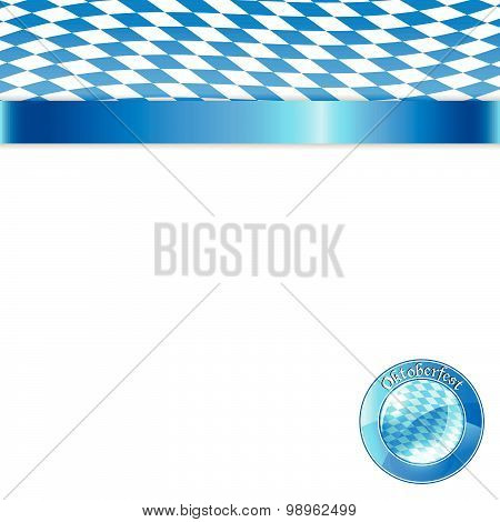 Banner In Bavarian Colors