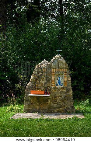 A chapel.