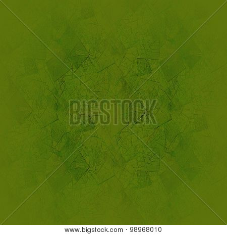 Seamless pattern green texture