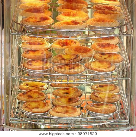 Delicious Egg Tarts For Sale