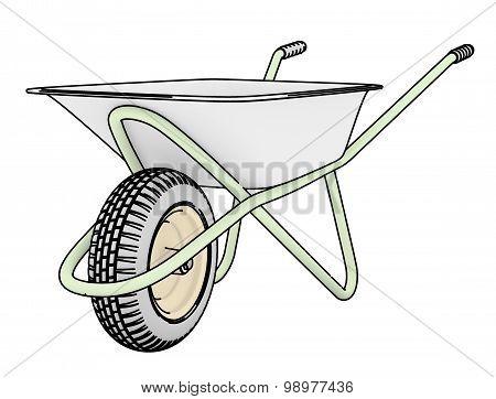 Wheelbarrows For Construction Contour