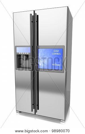 Refrigerator Chrom