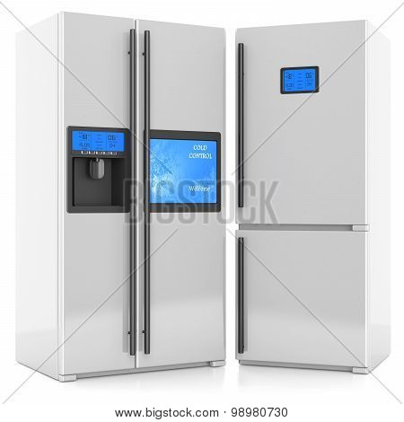 Refrigerators White
