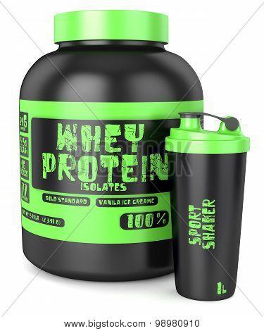 Shayker Protein