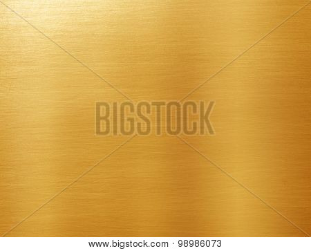Gold Foil Texture Background