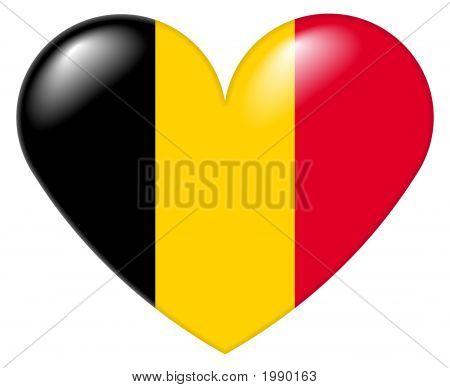 Coeur Belge - Belgian Heart