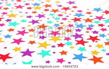 Colourful Stars