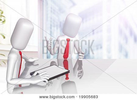 Discuss Contract