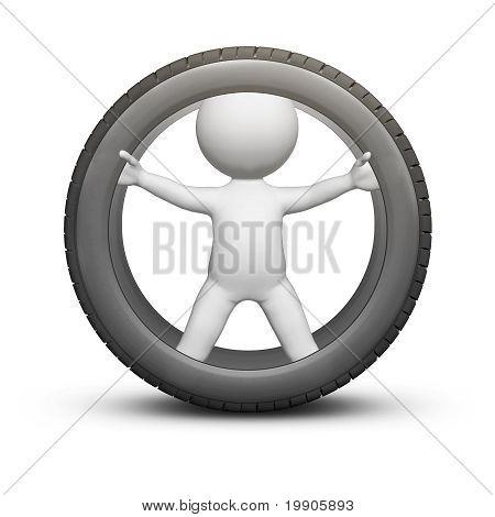 Right Tire