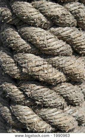 Boat Rope Texture