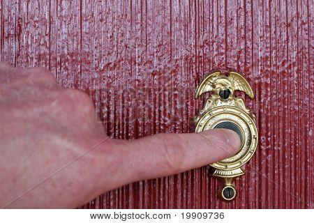 Ringing Doorbell