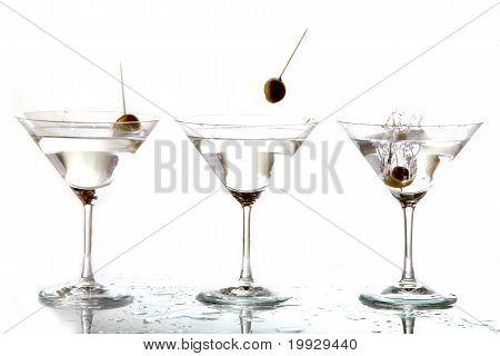 Cocktails Olive