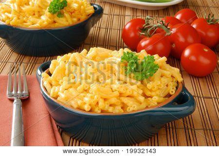 Macaroni And Cheese Dinner