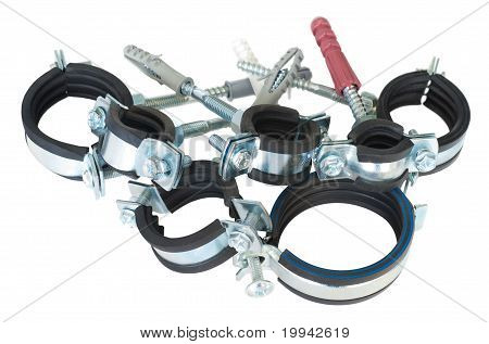 Clamps For Pipes