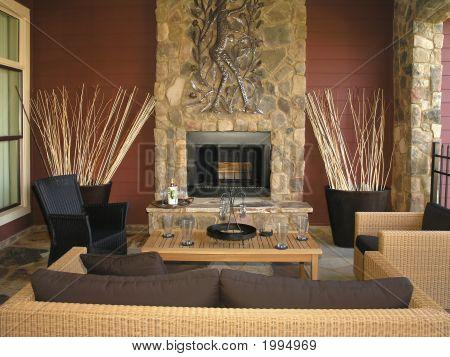 Luxury 9 - Living Room 1