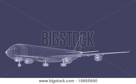 Freight Jetliner