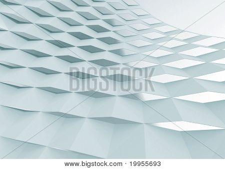 Folded Origami