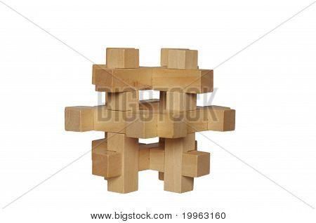 Wooden Riddle