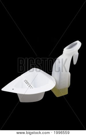 Toilet Insert And Female Urinal
