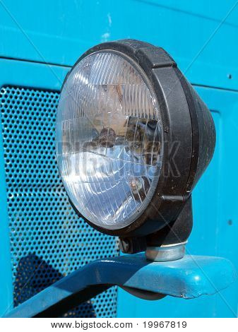 Tractor Front Light