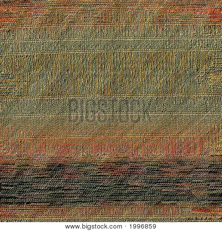 Tapestry Texture Background