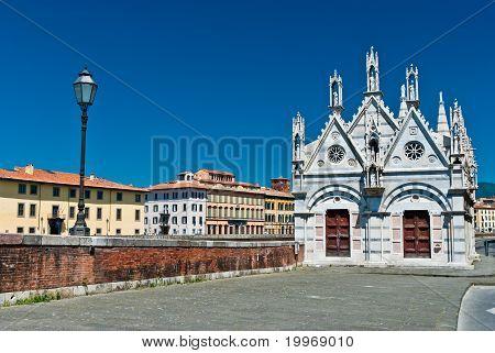 The Santa Maria Della Spina, Pisa