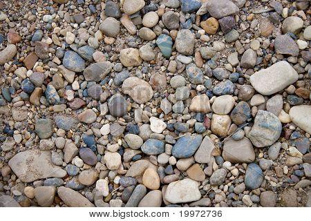 Gravel  For Preparation Of Concrete