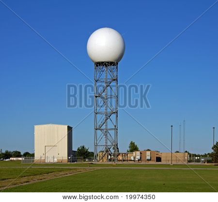 doppler radar dome