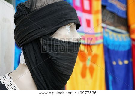The Arabian Mannequin